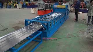 LM steel car fender forming machine