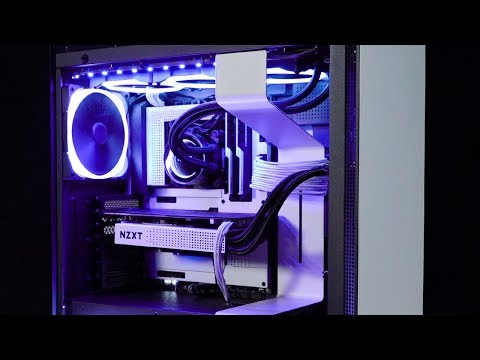 NZXT N7 Z370 and H700i System Build Log | bit-tech