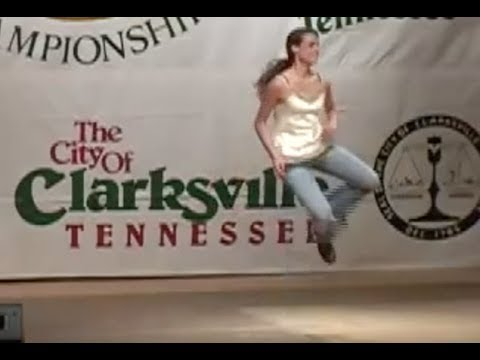 Clarksville, TN - Tennessee Fiddlers Championship Dancers