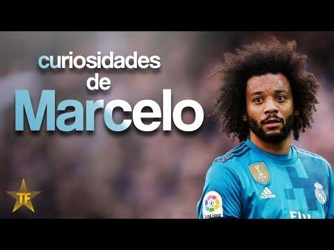10 Datos Y Curiosidades de Marcelo