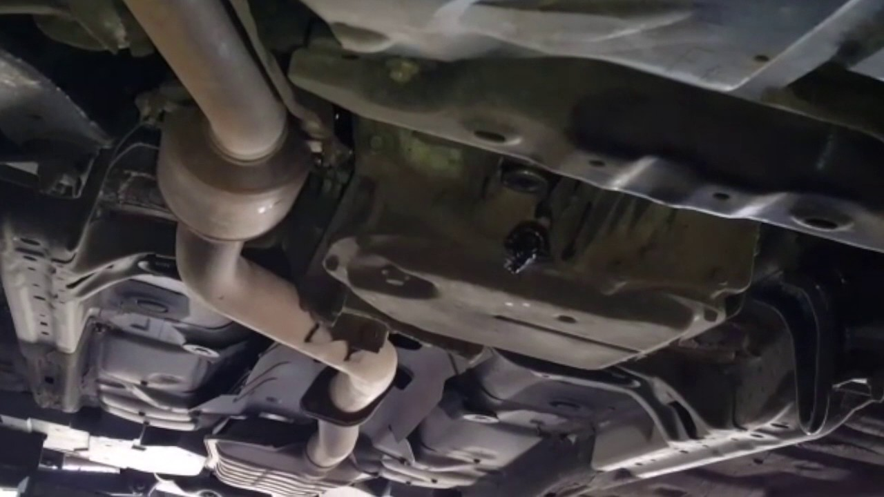 Subaru xv front differential oil change