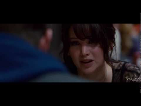 Silver Linings Playbook |Jennifer Lawrence Funny Dinner Date With Bradley Cooper|