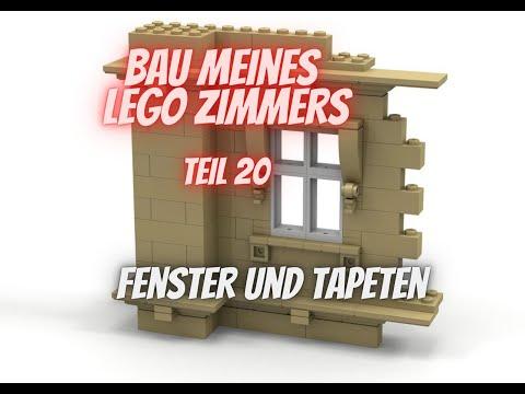 Bau meines LEGO Zimmers Teil 20 - Update