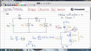 ElectroTutorial 478 Diodos (30) Schottky