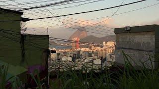 Film in Rio takes favelas