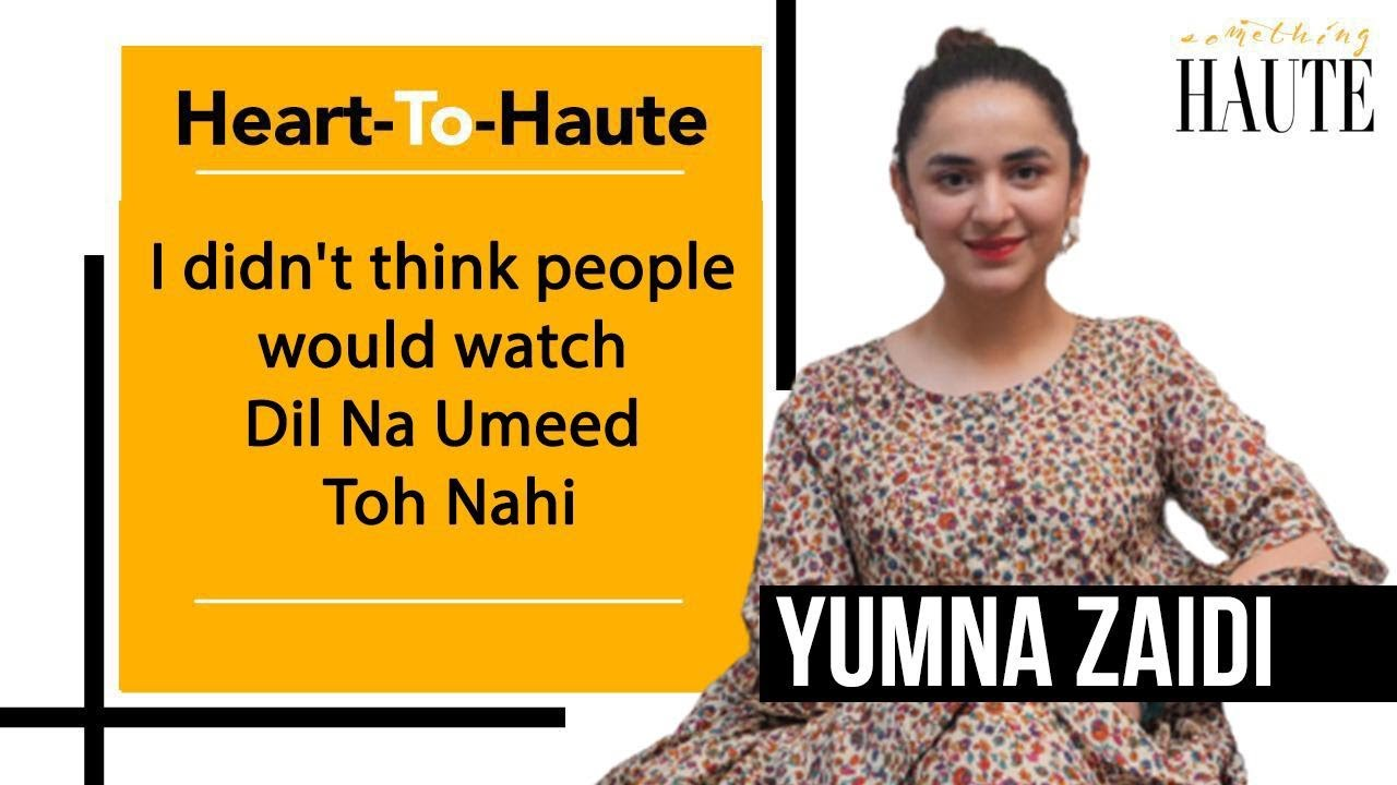 Download Yumna Zaidi Picks Her Favourite Performance Between Dil Na Umeed Toh Nahi & Pyar Ke Sadqay  Ishqelaa