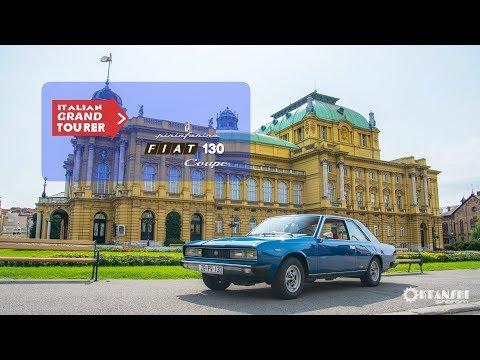 Fiat 130 Coupe Pininfarina | The Italian Grand Tourer