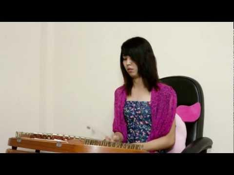 Dong Yi - Cover By Modsom ทงอี ขิมบรรเลง โดยมดส้ม