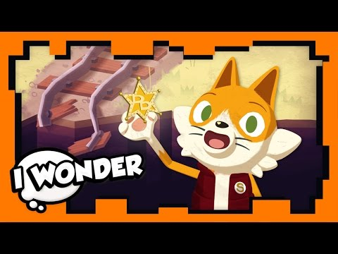 I Wonder - Episode 9- Stampylonghead (Stampy Cat) & Wizard Keen - WONDER QUEST