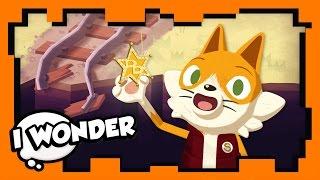 I Wonder - Episode  9 - Stampylonghead (Stampy Cat) and Wizard Keen  - WONDER QUEST