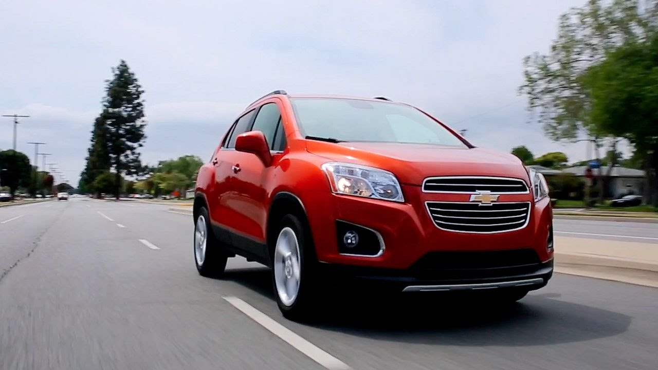 2016 chevy trax review and road test youtube. Black Bedroom Furniture Sets. Home Design Ideas