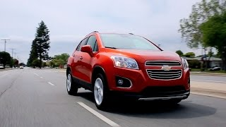 2015 Chevy Trax Review - Kelley Blue Book