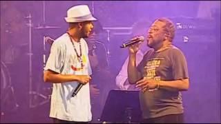Martinho da Vila, Cidade Negra & Emicida - União de estilos no Rock In Rio (2011)