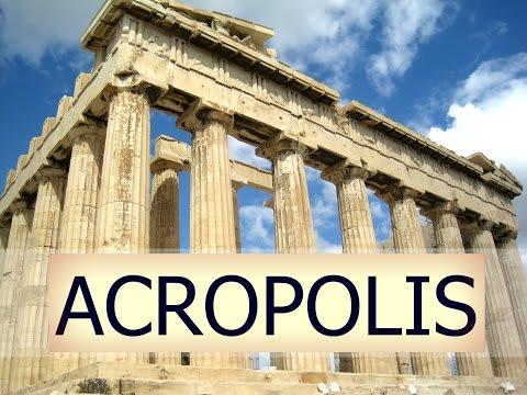 Acropolis (Athens, Greece): Walk Through