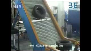 Автоматическая линия для переработки шин в крошку(Предлагаем вашему вниманию работу автоматической линии для переработки изношенных шин в резиновую крошку...., 2014-12-26T12:39:06.000Z)