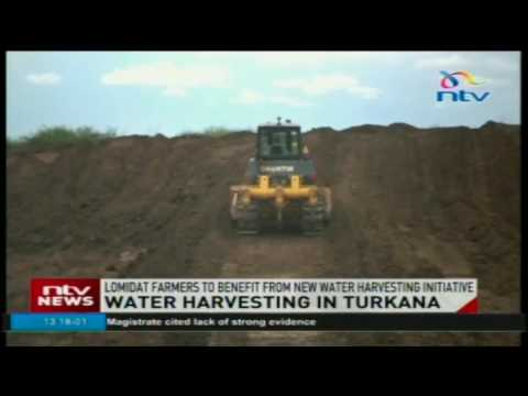 Lomidat farmers to benefit from new water harvesting initiative