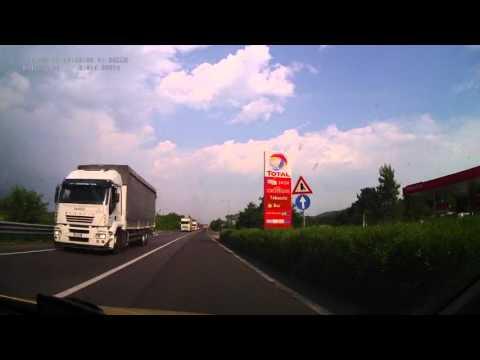 Italy. State road SS372 Telesina, 0-71 km. 2014-06, 1x