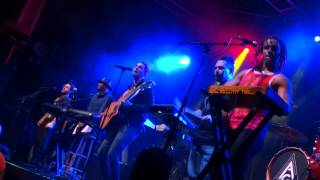 Andy Grammer - Blame It On The Stars & Holding Out 3-8-15 The Beacham Orlando, FL