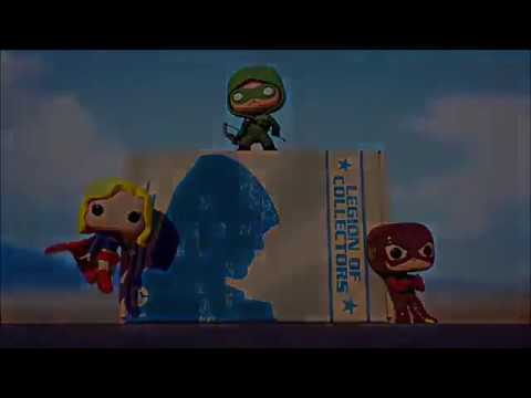 Legion Collectors   Theme   Supergirl,Flash and Arrow!
