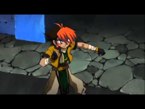 Beyblade Metal Fury - Team Wild Fang vs Johannes, Bao ...