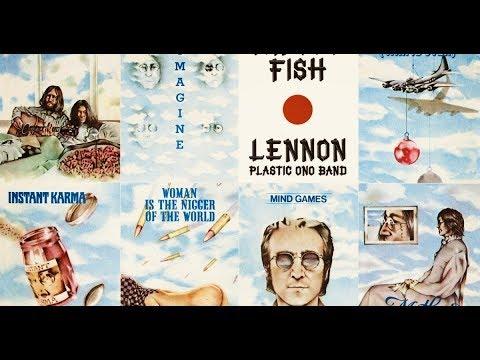 John Lennon Shaved Fish Album Review