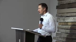 Виталий Кузьменко -  Победоносная вера (христианская проповедь)