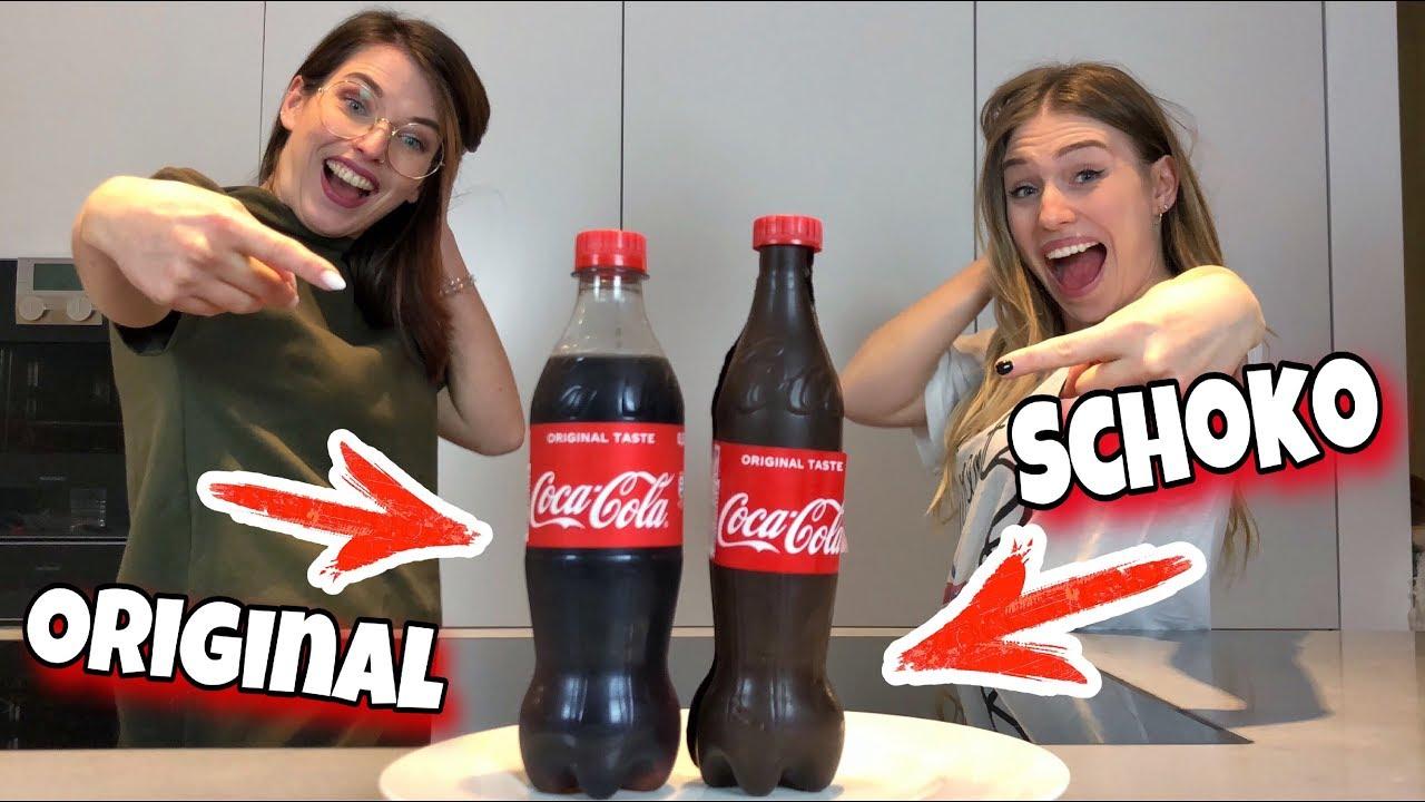 Schoko Art Challenge Cola Flasche Aus Schokolade Youtube