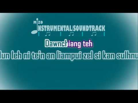 CHHAWRPIAL RUN Karaoke Lyric On Screen (In The Style Of Live Band Ministry))