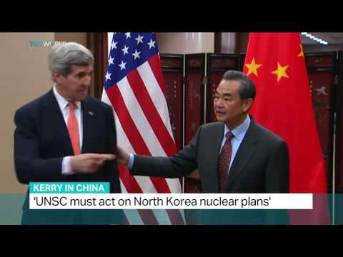 Interview with Michele Geraci from Global Policy Institute on John Kerry's China visit