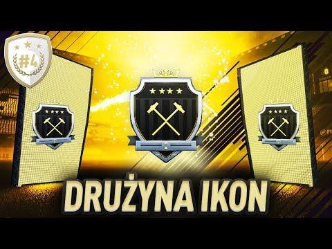 ŚWIETNE NAGRODY ZA ELITĘ 2!! - FIFA 18 DRUŻYNA IKON [#4]
