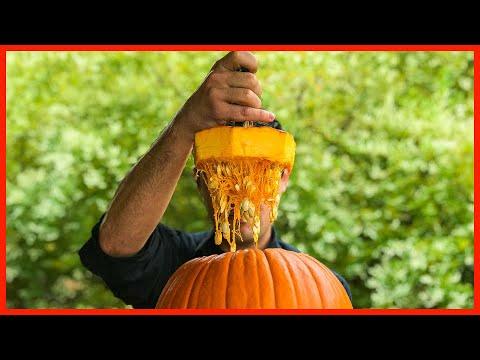 How to prepare pumpkin seeds