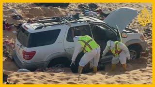 ادعوا لنا بالرحمة وأهدونا القرآن.. وفاة عائلة سودانية عطشا في صحراء ليبيا