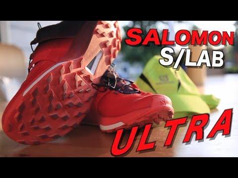 Salomon S Lab Speedcross initial impressions
