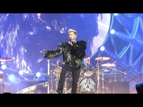 "Queen + Adam Lambert ""Somebody To Love"" @ Tallinn Song Festival Grounds Estonia 05.06.2016"