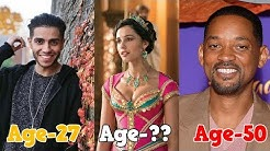 Aladdin Cast - Then and Now