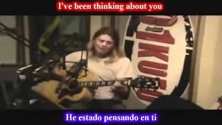 Puddle Of Mudd - Thinking About You subtitulado ( español - ingles )