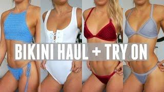 ❤ Huge Zaful Bikini Try On Haul (PART 2) ❤
