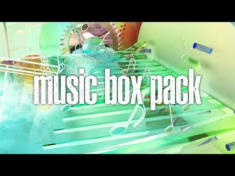 Music Box Pack - Royalty Free Music
