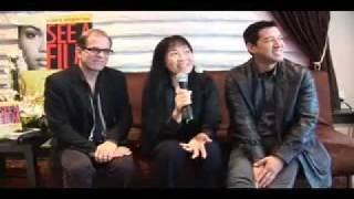 Dim Sum Funeral Filmmaker Interview