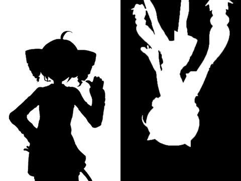 【重音テト・音街ウナ】Bad Apple!! 【UTAU・Vocaloidカバー】+UST/VSQx