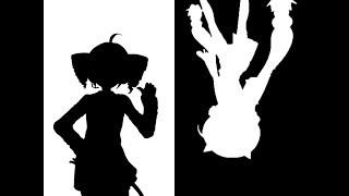 Video 【重音テト・音街ウナ】Bad Apple!! 【UTAU・Vocaloidカバー】+UST/VSQx download MP3, 3GP, MP4, WEBM, AVI, FLV Juli 2018