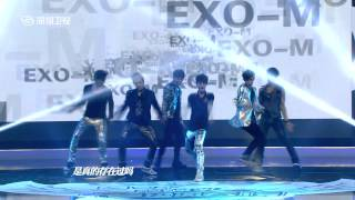 HD EXO-M - MAMA Debut Stage (120429 SZ The 12th Music Chart Awards)