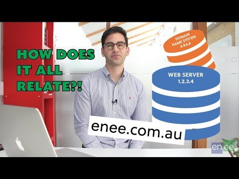 Domain, DNS and web hosting -  Why these are necessary for your website