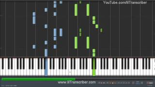Maroon 5 - Moves Like Jagger (Piano Cover) by LittleTranscriber
