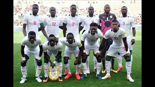 ALL SENEGAL GOALS WORLD CUP QUALIFIERS 2018