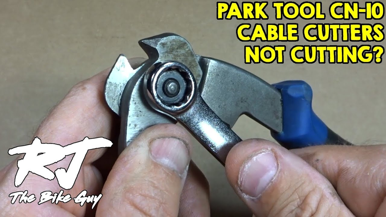 Park Tool CN-10 Pro Shop Cable Cutter
