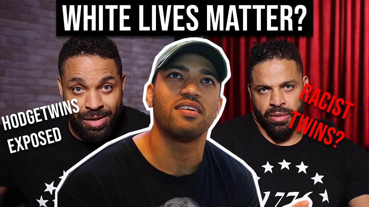 Try to Watch Without Getting Mad | Hodgetwins Vs. Black Lives Matter