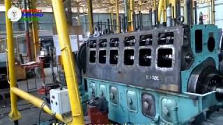 Inside the train maintenance assembly plant  - discovery technology