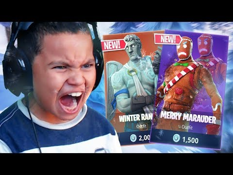 THIS IS RETURNING TO FORTNITE!! *NEW* CHRISTMAS SKINS COMING