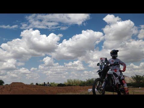 Hero Motosports   The First edition of The Rally Life   CS Santosh   Bangalore